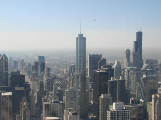 CHICAGO : le coeur de ville