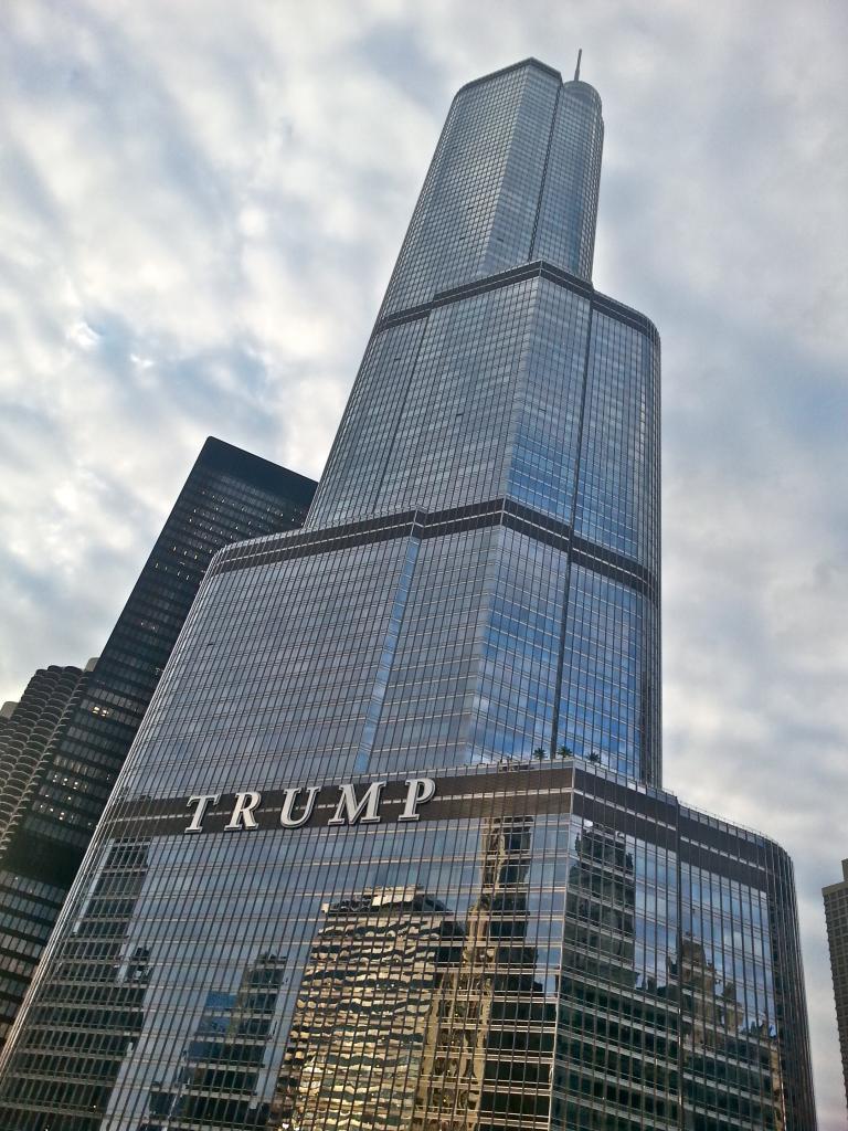 CHICAGO : Donald Trump sait choisir de bons architectes