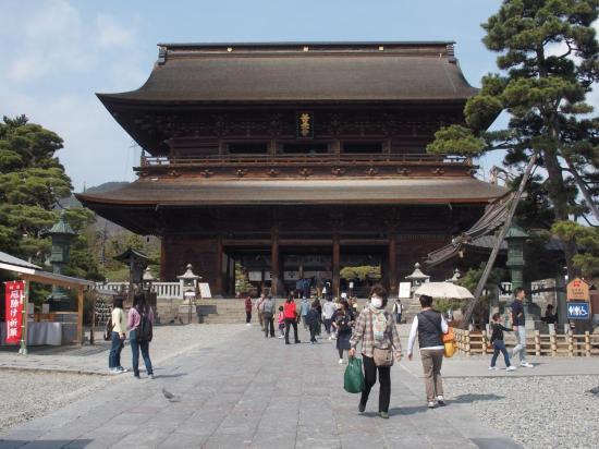 NAGANO : le temple Zenko-ji