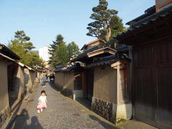 KANAZAWA : NAGAMACHI, le quartier des samouraï
