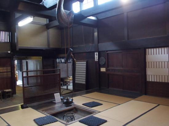 TAKAYAMA : maison de marchand (Kusatabe)
