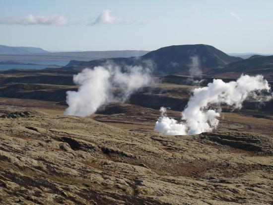 Cercle d'Or : entre Reykjavik et Thingvellir