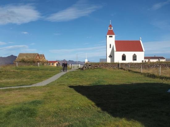 Le hameau de Mödrudalur