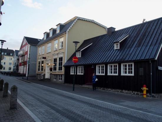 Reykjavik : centre historique