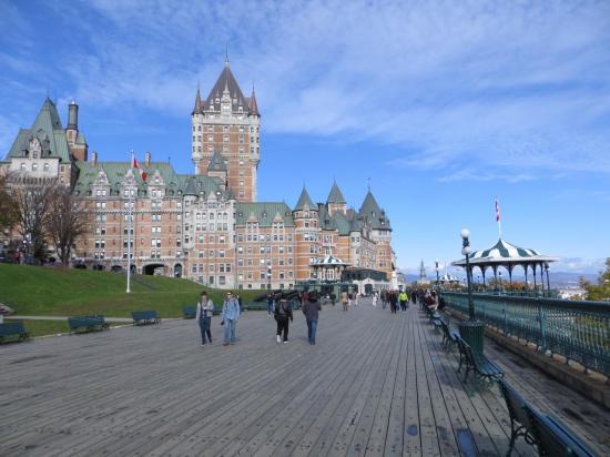 CANADA : ville de QUÉBEC