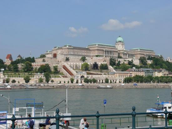 Le Palais Royal et le Danube