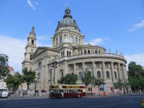 La Basilique Saint-Étienne