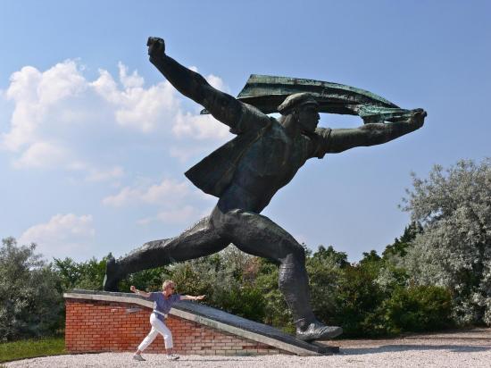 L' étonnant Memento Park