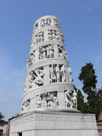 Et là c'est la tour de babel.