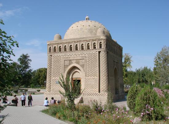 BOUKHARA : le mausolée Ismail Samani