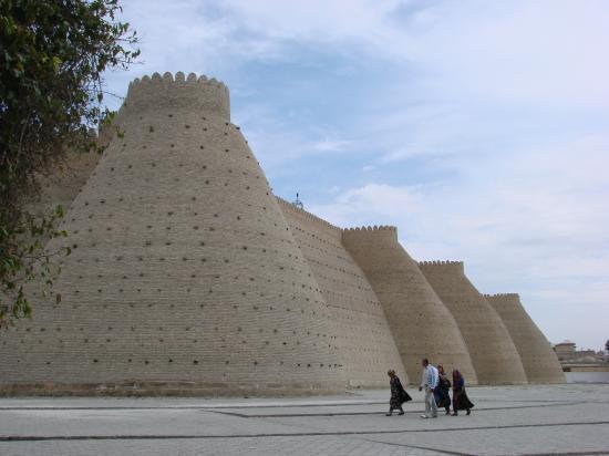 BOUKHARA : la citadelle