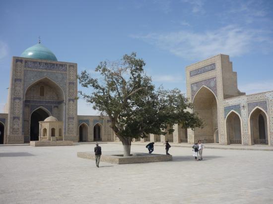 BOUKHARA : la mosquée Kalon