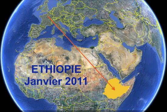 L'Ethiopie en Afrique