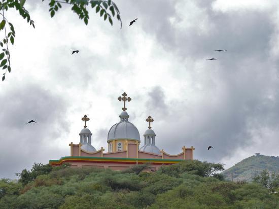 La religion catholique orthodoxe majoritaire