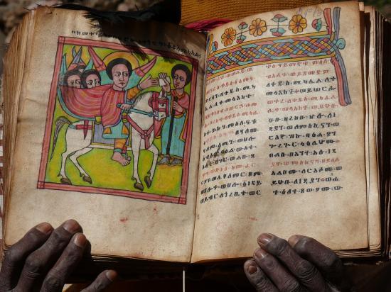 Les livres sacrés