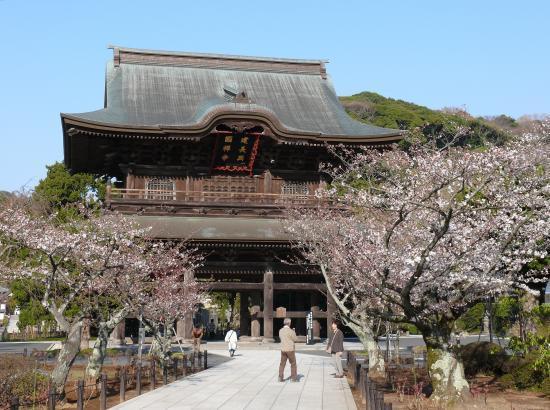KAMAKURA : le temple Zen Kenchoji