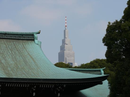 TOKYO : tradition et modernité (suite)