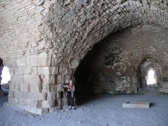 LE KRAK DES CHEVALIERS (SYRIE)