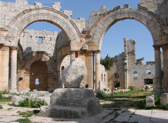 SAINT-SIMEON (SYRIE)
