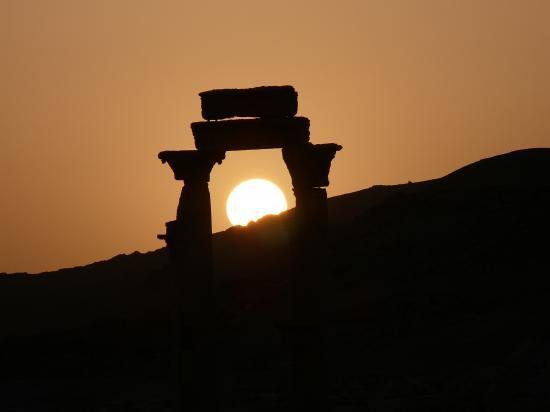 PALMYRE (SYRIE)