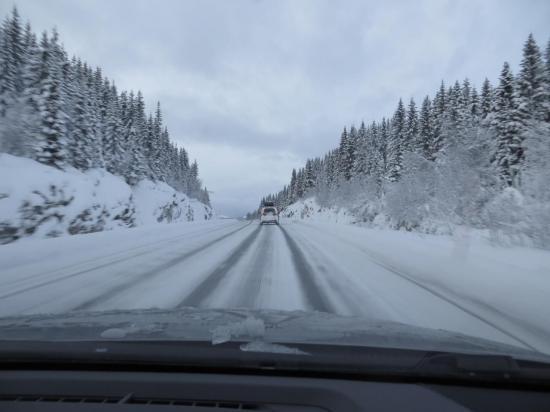 NORVEGE : dans la région de Narvik