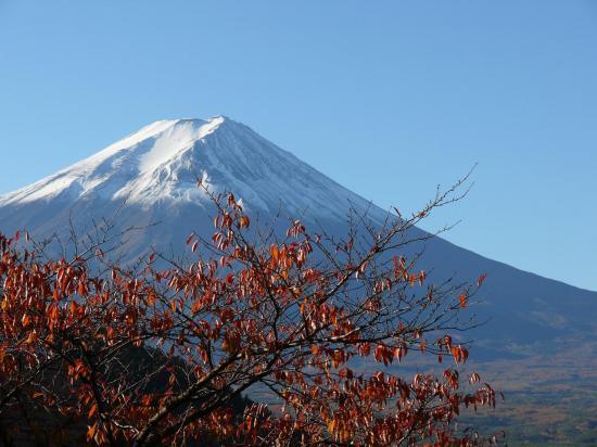 Le Mont FUJI comme on l'aime.