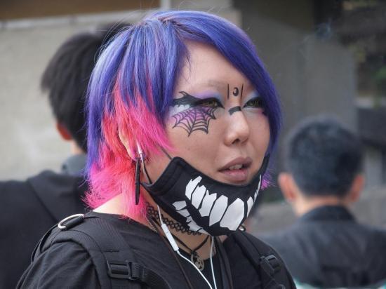 Fan de Cosplay (manga) à Harajuku