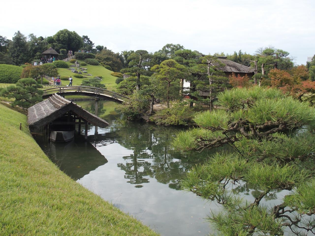 Le jardin korakuen okayama for Jardines okayama