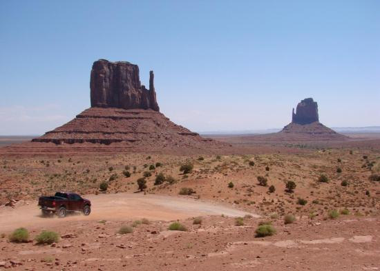 MONUMENT VALLEY (ARIZONA et UTAH)