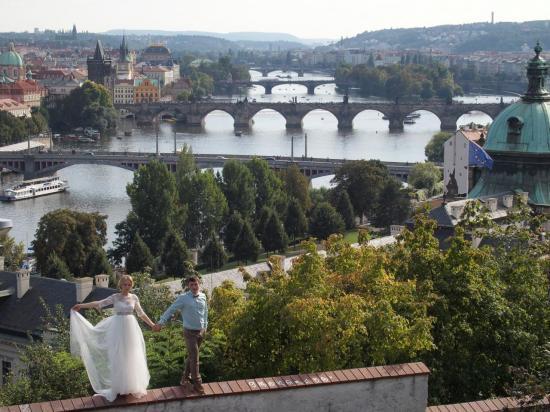 Les ponts sur la Vltava