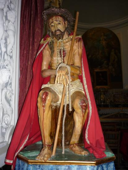 Le Christ à IBLA